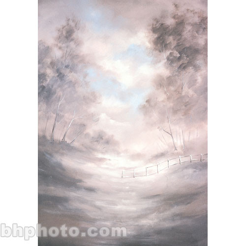Studio Dynamics Canvas Scenic Background (9 x 12', Country Way)