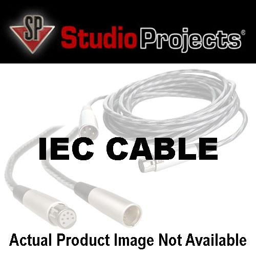 Studio Projects 334BEN-EU IEC Power Cable (EU)