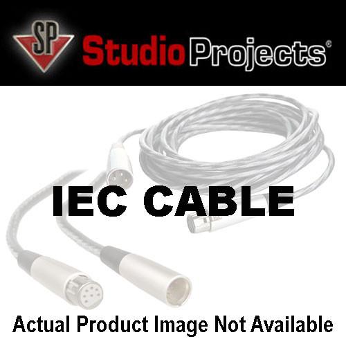 Studio Projects 334BEN-US IEC Power Cable (US)