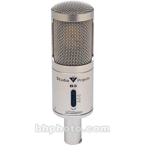 Studio Projects B3 Multi-Pattern Condenser Microphone
