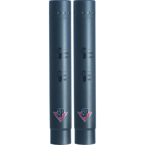 Studio Projects C4 Small Diaphragm Condenser Microphones (Matched Pair)