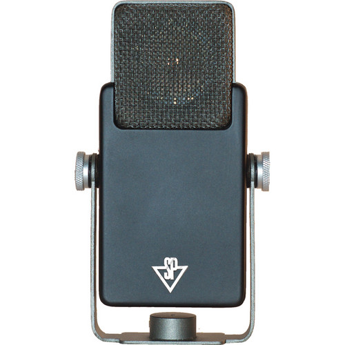 Studio Projects LSM Large Diaphragm Condenser Microphone with USB (Black)