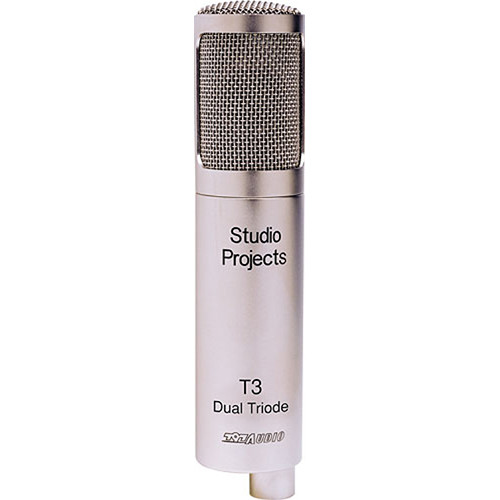 Studio Projects T3 Multi-Pattern Tube Condenser Microphone