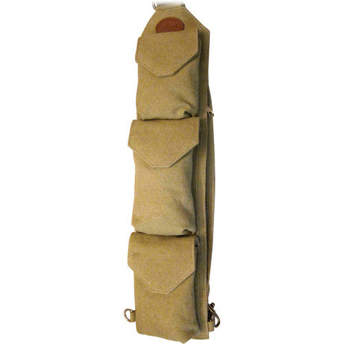 Sucaro Freedom Strap with Magnetic Flaps (Beige Canvas)