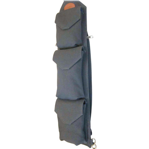 Sucaro Freedom Strap with Magnetic Flaps (Blue Canvas)