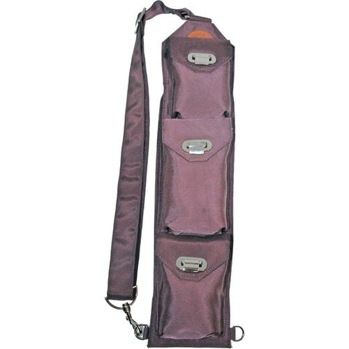 Sucaro Freedom Strap with Drop Lock Flaps (Purple Nylon)