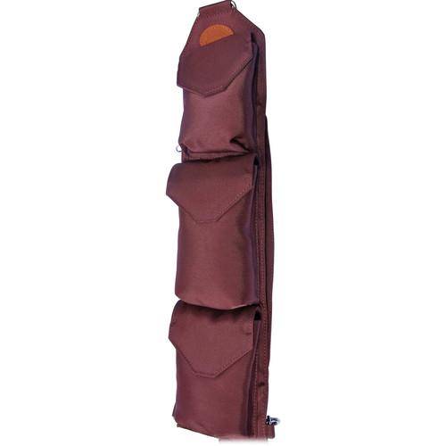 Sucaro Freedom Strap with Magnetic Flaps (Purple Nylon)