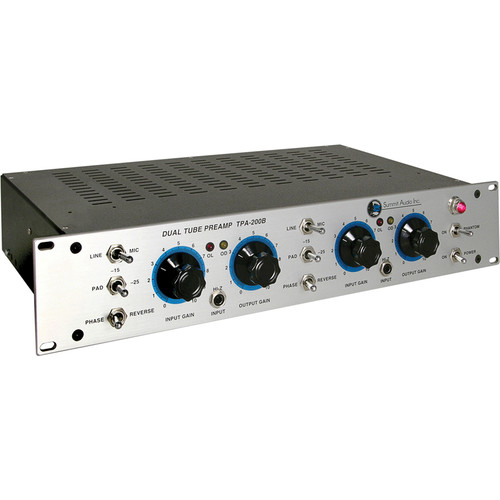 Summit Audio TPA-200B - Microphone/Line Preamp