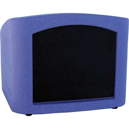 Summit Lecterns Desktop Chameleon Lectern (Purple Granite)