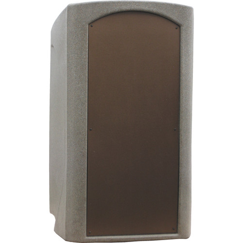 Summit Lecterns Chameleon Lectern (Beige Granite)