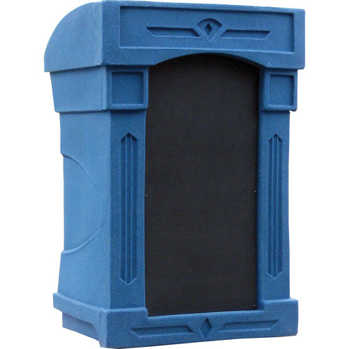 Summit Lecterns DaVinci Lectern (Blue Granite)