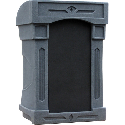 Summit Lecterns DaVinci Lectern (Gray Granite)