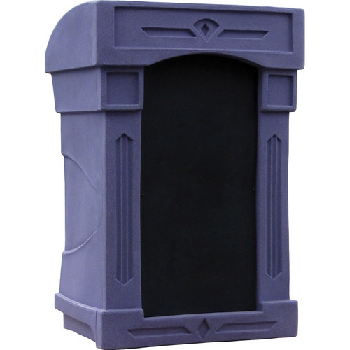 Summit Lecterns DaVinci Lectern (Purple Granite)