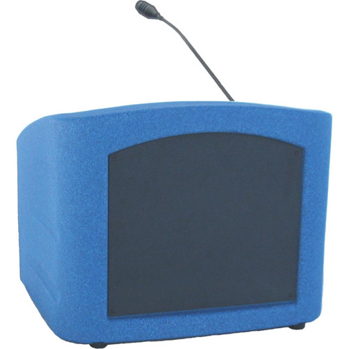 Summit Lecterns Integrator Desktop Lectern (Blue Granite)