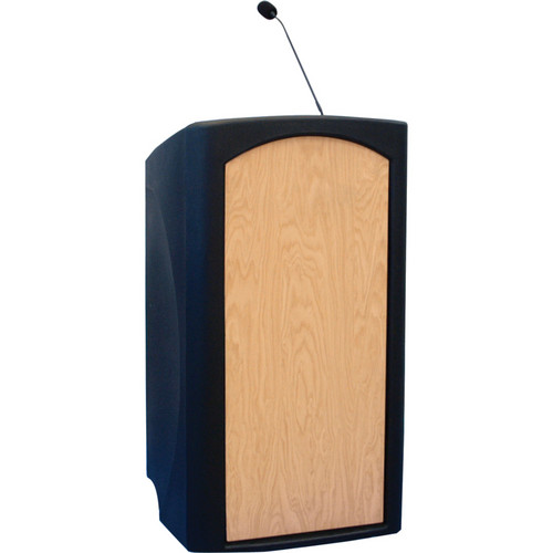 Summit Lecterns Integrator Lectern (Black)