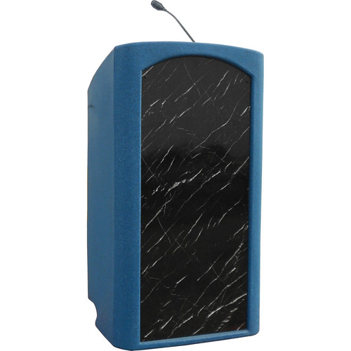 Summit Lecterns Integrator Lectern (Blue Granite)