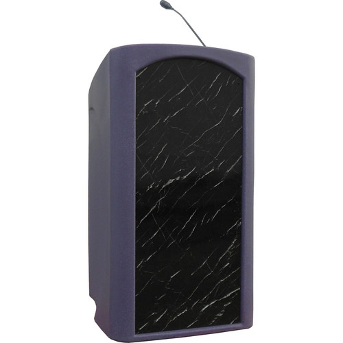 Summit Lecterns Integrator Lectern (Purple Granite)