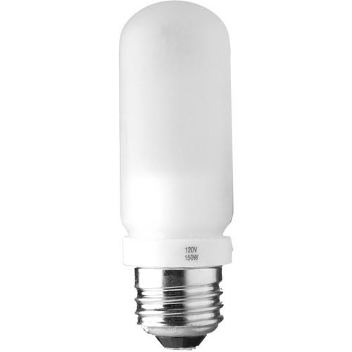 Sunlite 150T10 Frosted Halogen Double Envelope Lamp (150W / 120V)
