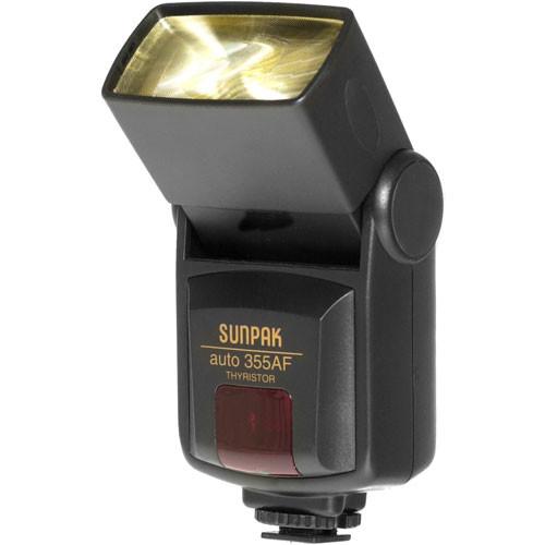 Sunpak Auto 355 AF TTL Flash
