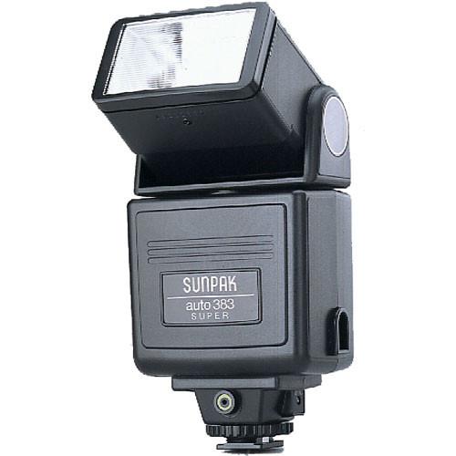 User Manual For Sunpak Auto 144pc Flash
