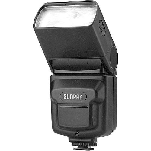 Sunpak MZ-440AF TTL Flash for Nikon Cameras