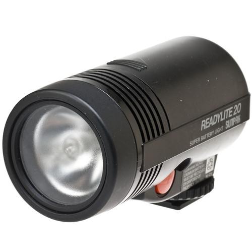 Sunpak RL-20 Readylite 15 Watt Video Light - Charger Included