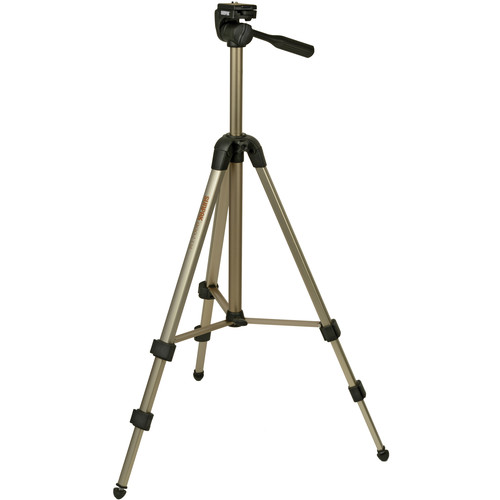 Sunpak 9002TM Tripod/Monopod with 3-Way Head
