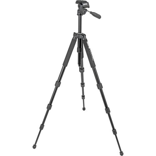Sunpak 4300 Pro Tripod with 3-Way Pan/Tilt Head