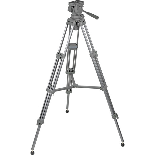 Sunpak VideoPro M2 Tripod with Fluid Head (Gray)