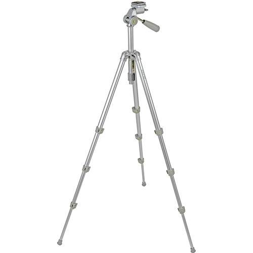 Sunpak DigiPro 4B Tripod with Pan/Tilt Head