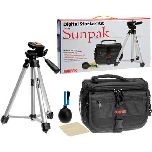 Sunpak Digital Starter Kit