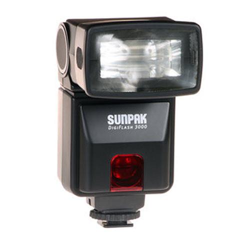 Sunpak DF3000C Digital Flash for Nikon Cameras