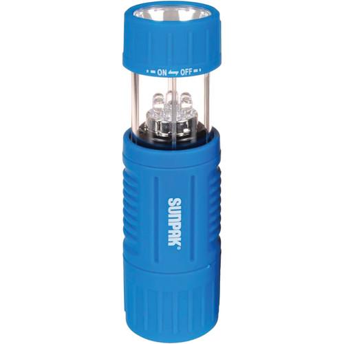 Sunpak Mini LED Flashlight and Lantern  (Blue)