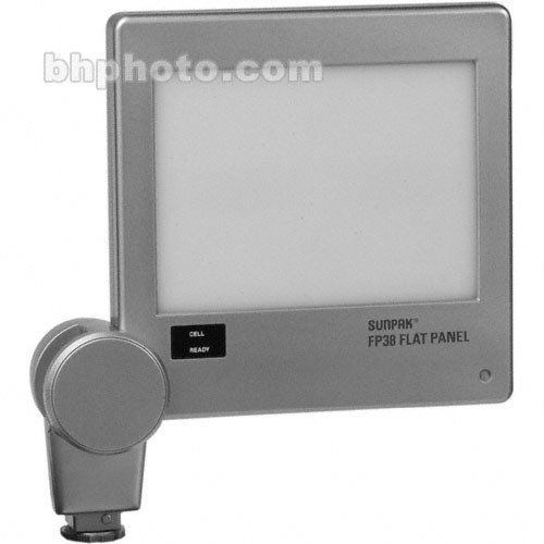 Sunpak FP-38 Flat Panel Flash