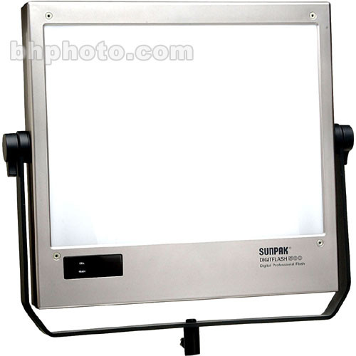 Sunpak DigitFlash 500 Watt/Second Flash Panel