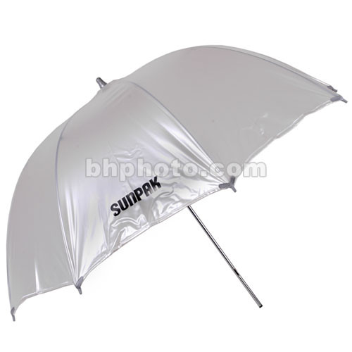 Sunpak Umbrella, White - 41""