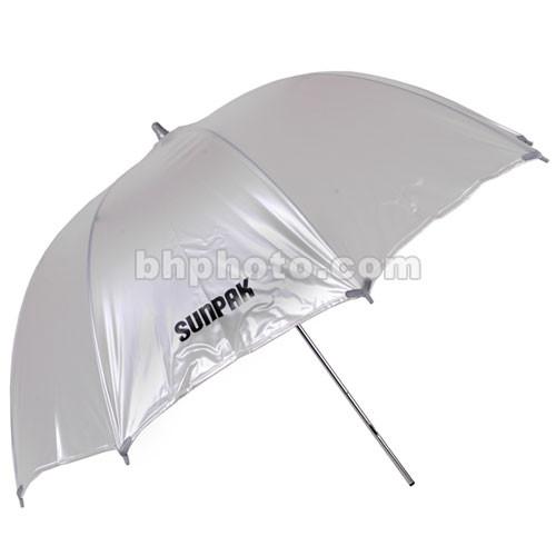 """Sunpak Umbrella, White - 41"""""""