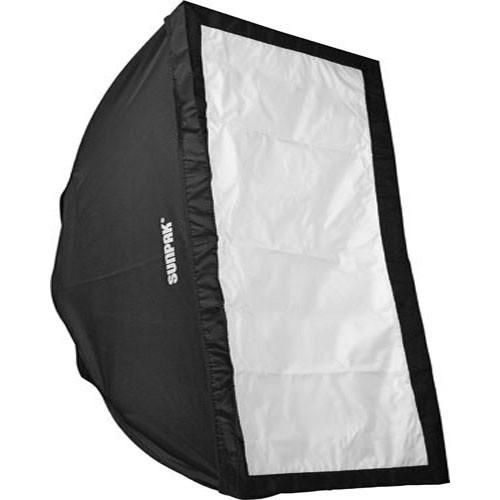 "Sunpak Platinum Plus  Ultra Softbox - MPP 500, 800, 1000 - 39x39"""