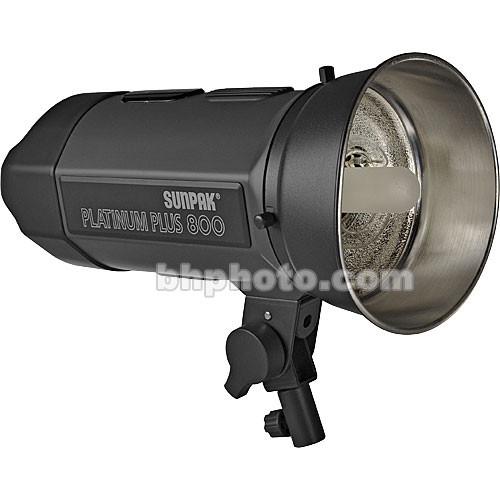 Sunpak Platinum Plus 800 Watt/Second Monolight