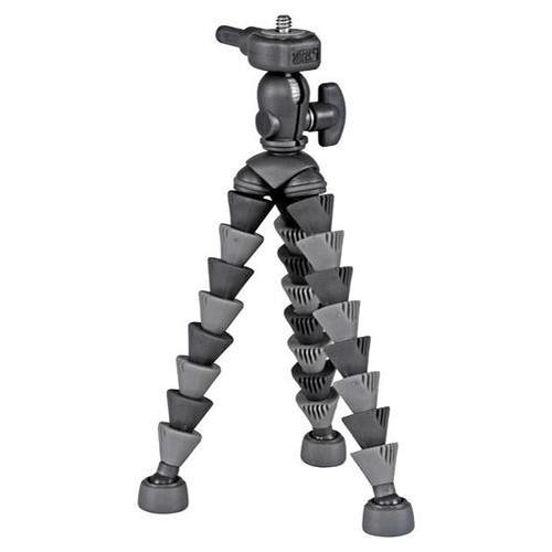 Sunpak FlexPod Pro Gripper Flexible Mini-Tripod (Black and Gray)