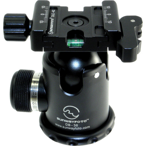 Sunwayfoto DB-36DL Ball Head