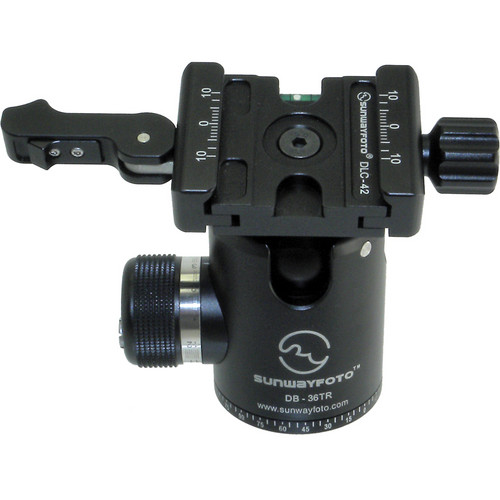 Sunwayfoto DB-36TRDL Ball Head