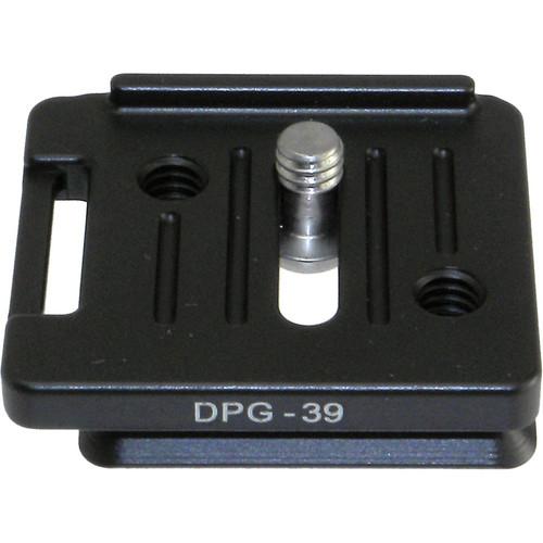 Sunwayfoto DPG-39 Universal Quick-Release Plate