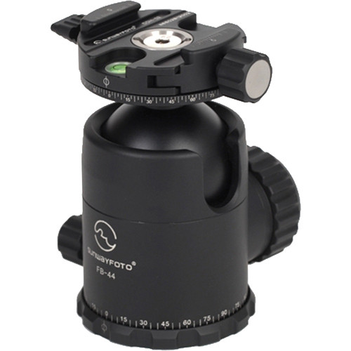 Sunwayfoto FB-44DDH2 Ball Head With Panning Clamp