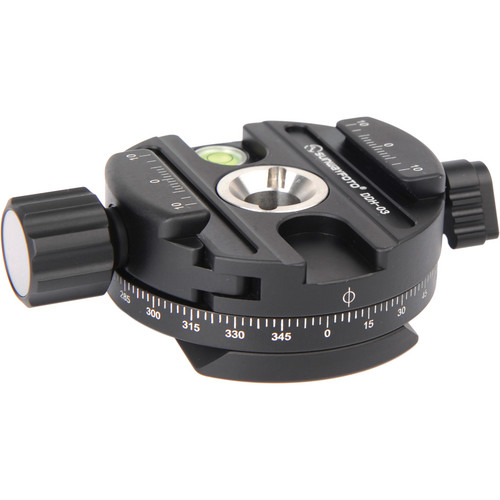 Sunwayfoto DDH-03 Large Panning Clamp with Arca-Swiss Dovetail