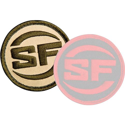 SureFire Logo Patch (Tan on OD Green)