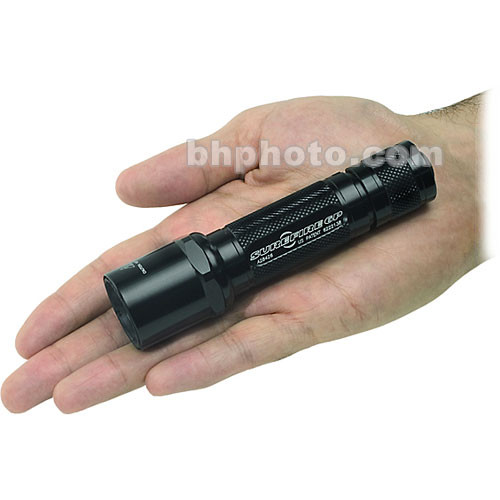 SureFire 6P Original Incandescent Flashlight (Black)