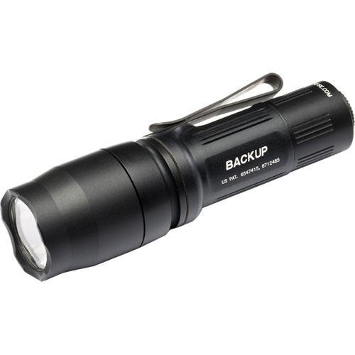 SureFire E1B Backup LED Flashlight (Black)