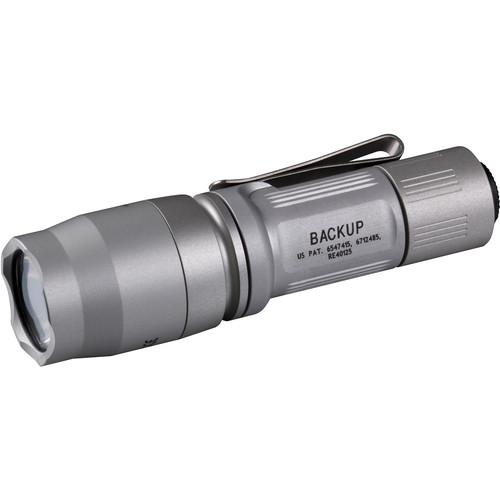 SureFire E1B Backup LED Flashlight (Silver)