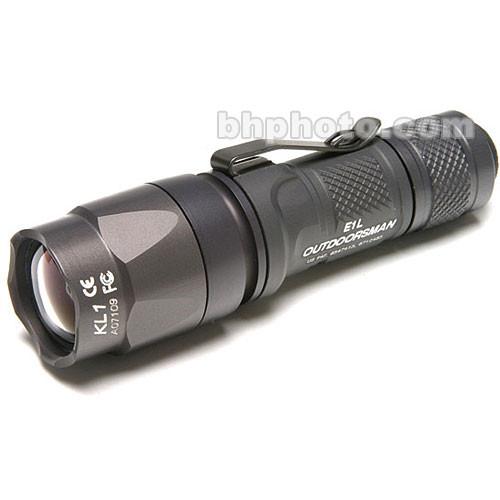 SureFire E1L-HA-WH Outdoorsman LED Flashlight (Green)